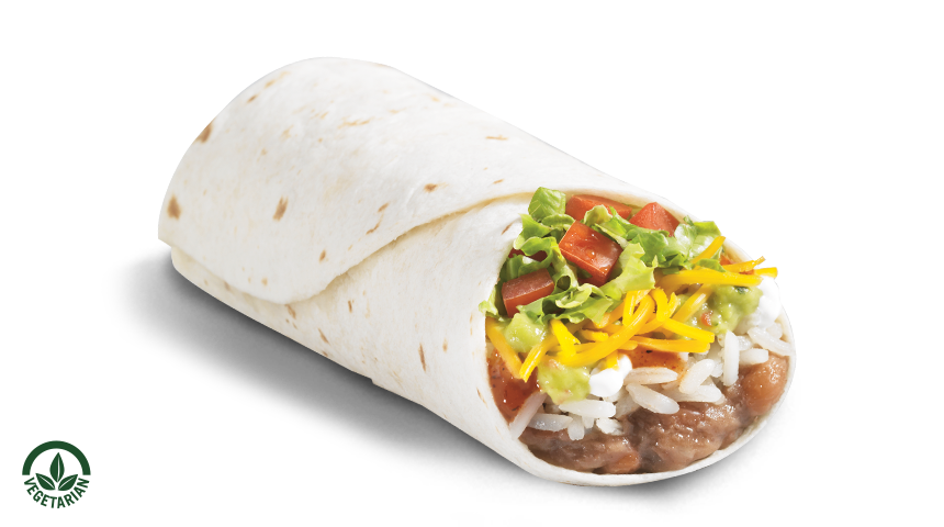 Bean And Cheese Burrito Del Taco Del Taco Nutrit...
