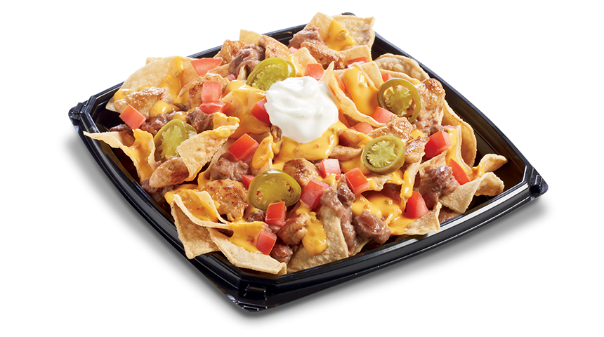 MACHO Nachos<sup>&#174;</sup><em>(Beef, Chicken, or Carne Asada)</em>