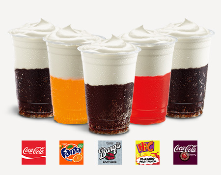 Del Taco - Food - Desserts-shakes-and-sides
