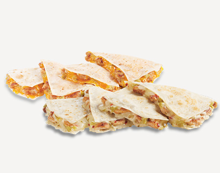 Chicken Spicy Jack or Chicken Cheddar Quesadilla