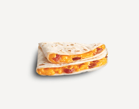 Mini Bacon Quesadilla