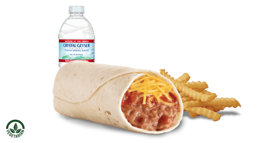 Bean And Cheese Burrito Del Taco Del Taco Nutritional V...
